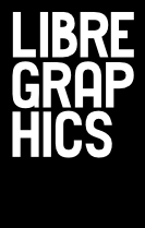 Libre Graphics magazine logo